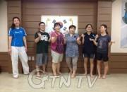 MBC 다이어트 코리아에 참가중인 양산 ETA 회원들