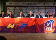 WTF Council Meeting Under Way at Radisson Blu Hotel in Chelyabinsk, Russia  A WTF Council meeting is under way at the Radisson Blu Hotel in Chelyabinsk, Russia on May 10, 2015. The Council selected Korea's Muju as the host site for the 2017 WTF World Taekwondo Championships.