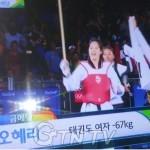 오혜리, 리우올림픽 金 '8년 한풀이'